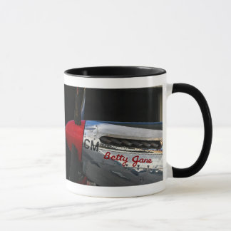 P-51 Betty Jane Coffee Mug