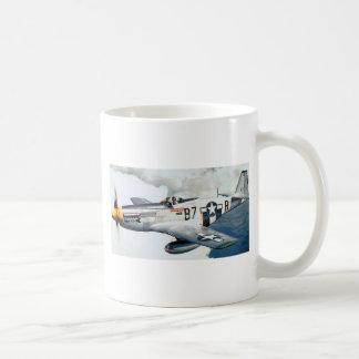 P-51 MUSTANG COFFEE MUG