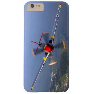 P-51 Mustang Fighter Aircraft Barely There iPhone 6 Plus Case