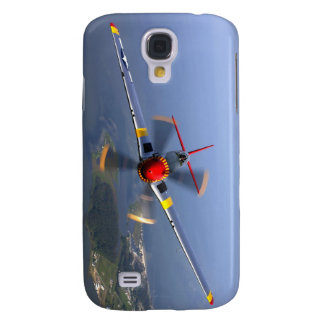 P-51 Mustang Fighter Aircraft Galaxy S4 Cover