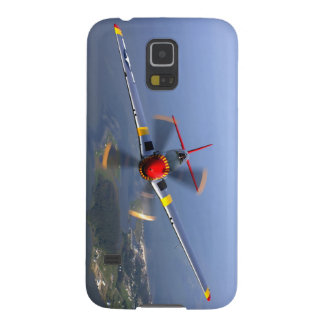 P-51 Mustang Fighter Aircraft Galaxy S5 Cases