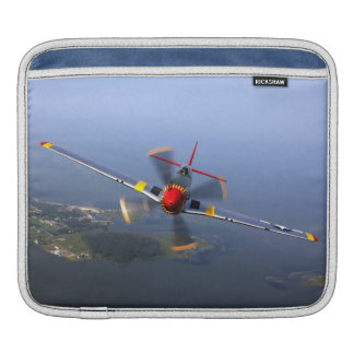 P-51 Mustang Fighter Aircraft iPad Sleeve