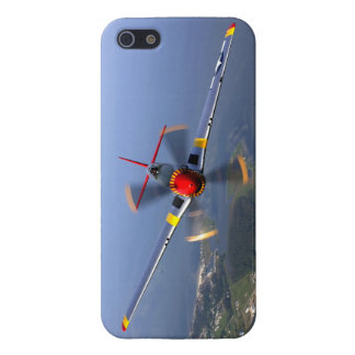 P-51 Mustang Fighter Aircraft iPhone 5/5S Case