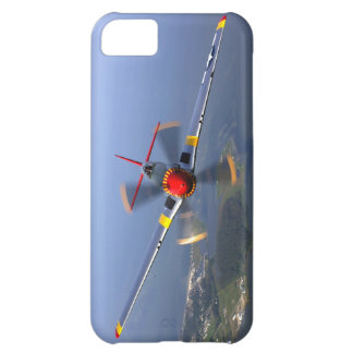 P-51 Mustang Fighter Aircraft iPhone 5C Case