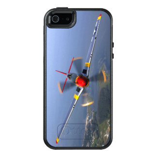 P-51 Mustang Fighter Aircraft OtterBox iPhone 5/5s/SE Case