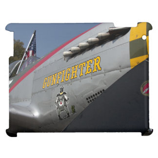 "P-51 Mustang ""Gunfighter"" iPad or Cell Phone Case iPad Case"