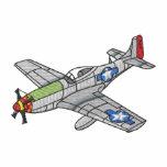 P-51 Mustang Polo Shirt