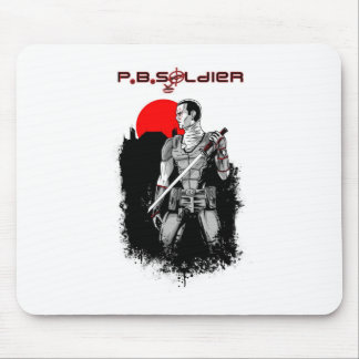 P.B.Soldier Mouse Pad