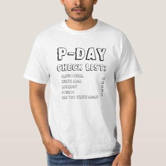 P-DAY Shirt