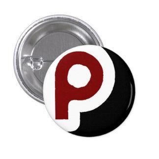 P design button (Pearson Hat Co)