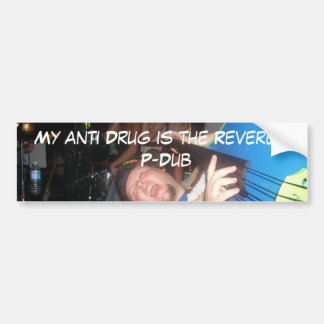 P-Dub Bumper Sticker
