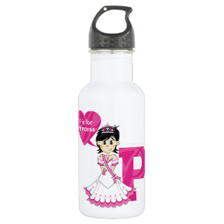 P is for Princess 532 Ml Water Bottle