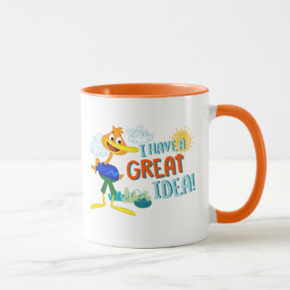 P. King Duckling - Character Mug
