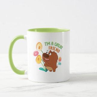 P. King Duckling - Wombat Character Mug