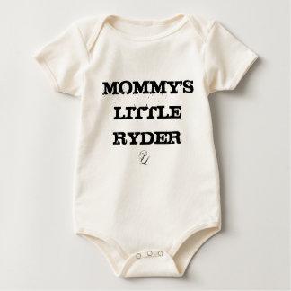 P. Leone Mommy's Little Ryder Onesy Baby Bodysuit