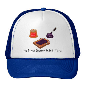 P-nut Butter & Jelly Time Hat