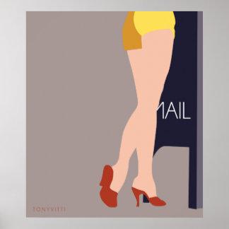 P S I L O V E Y O U - Poster Paper Semi Gloss