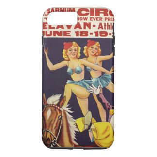 P.T. Barnum Centennial Circus iPhone 8 Plus/7 Plus Case