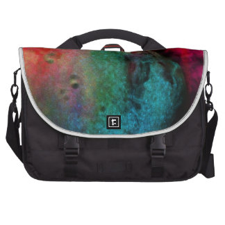 © P Wherrell Enchantment inspirational Fine art Laptop Messenger Bag