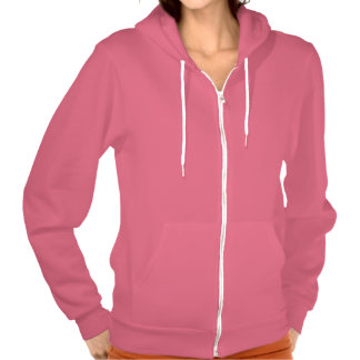 © P Wherrell Stylish dreamy dog rose pink flower Hooded Pullovers