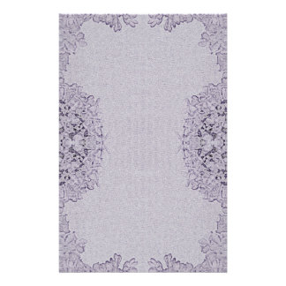 © P Wherrell Stylish photograph lilac flowers Stationery