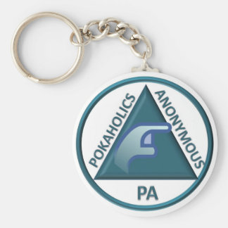 PA Basic Keychain