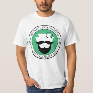 PA Bearded Gentlemen's Societ-Tee T-Shirt