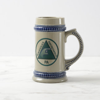 PA Beer Stein