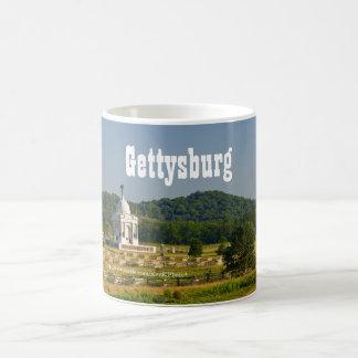 PA Memorial at Gettysburg Mug