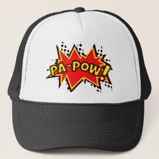 Pa-Pow! Trucker Hat