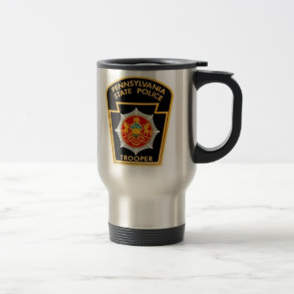 PA STATE POLICE COFFEE MUG