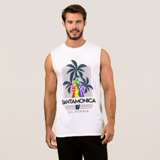 Paapaiii Design Sleeveless Shirt