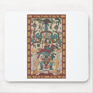 Pacal's Tomb Mouse Pad
