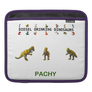 PACHY iPad SLEEVE