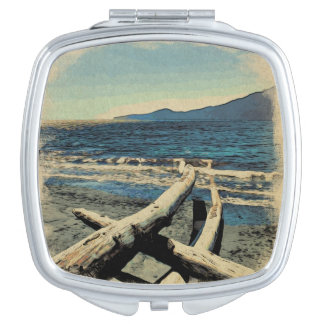 Pacific Beach Travel Mirrors