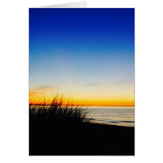 Pacific CoastBeach Card