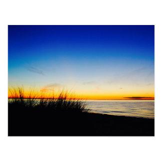 Pacific CoastBeach Postcard