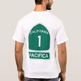 Pacific Coast Highway PCH - Pacifica T-Shirt