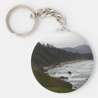 Pacific Coast Key Ring