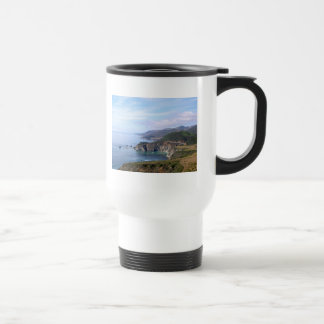 Pacific Coastline Travel Mug