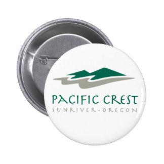 Pacific Crest Pinback Button
