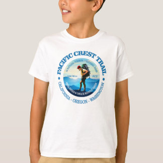 Pacific Crest Trail (Hiker C) T-Shirt