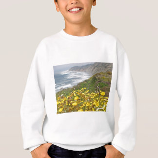 Pacific Daisies Sweatshirt