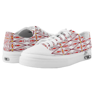 Pacific Design Low Tops