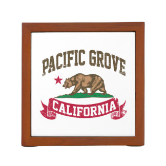 Pacific Grove California Desk Organiser