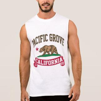 Pacific Grove California Sleeveless Shirt
