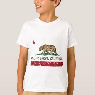 pacific grove california state flag T-Shirt