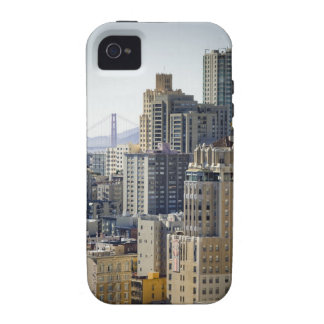 Pacific Heights and Golden Gate Bridge iPhone 4/4S Cases