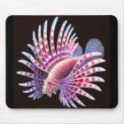 Pacific Lionfish Mousepad