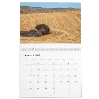 Pacific Northwest Calendar